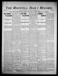 Roswell Daily Record, 09-08-1905 by H. E. M. Bear