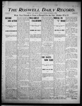 Roswell Daily Record, 09-11-1905 by H. E. M. Bear