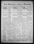 Roswell Daily Record, 09-12-1905 by H. E. M. Bear