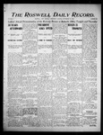 Roswell Daily Record, 09-13-1905 by H. E. M. Bear