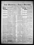 Roswell Daily Record, 09-14-1905 by H. E. M. Bear