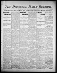 Roswell Daily Record, 09-15-1905 by H. E. M. Bear
