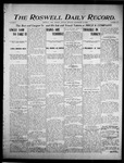 Roswell Daily Record, 09-18-1905 by H. E. M. Bear