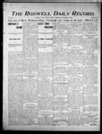 Roswell Daily Record, 09-19-1905 by H. E. M. Bear