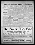 Roswell Daily Record, 09-21-1905 by H. E. M. Bear