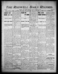 Roswell Daily Record, 09-23-1905 by H. E. M. Bear