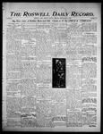 Roswell Daily Record, 09-25-1905 by H. E. M. Bear
