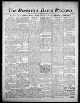 Roswell Daily Record, 09-26-1905 by H. E. M. Bear