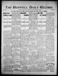 Roswell Daily Record, 09-27-1905 by H. E. M. Bear