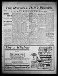 Roswell Daily Record, 09-28-1905 by H. E. M. Bear