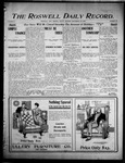 Roswell Daily Record, 09-29-1905 by H. E. M. Bear