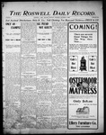 Roswell Daily Record, 10-02-1905 by H. E. M. Bear