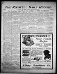 Roswell Daily Record, 10-04-1905 by H. E. M. Bear