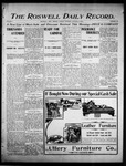 Roswell Daily Record, 10-06-1905 by H. E. M. Bear