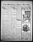 Roswell Daily Record, 10-07-1905 by H. E. M. Bear