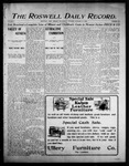 Roswell Daily Record, 10-11-1905 by H. E. M. Bear