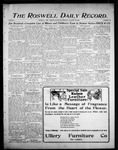 Roswell Daily Record, 10-14-1905 by H. E. M. Bear