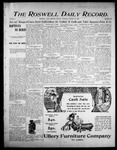 Roswell Daily Record, 10-16-1905 by H. E. M. Bear