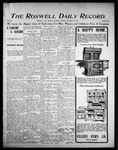 Roswell Daily Record, 10-19-1905 by H. E. M. Bear