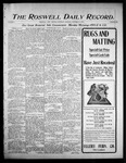 Roswell Daily Record, 10-21-1905 by H. E. M. Bear