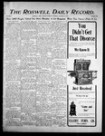 Roswell Daily Record, 10-24-1905 by H. E. M. Bear