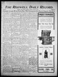 Roswell Daily Record, 10-26-1905 by H. E. M. Bear