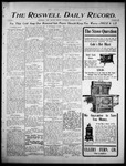 Roswell Daily Record, 10-27-1905 by H. E. M. Bear