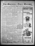 Roswell Daily Record, 10-28-1905 by H. E. M. Bear