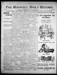 Roswell Daily Record, 10-30-1905 by H. E. M. Bear