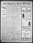 Roswell Daily Record, 11-02-1905 by H. E. M. Bear