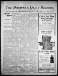 Roswell Daily Record, 11-03-1905 by H. E. M. Bear