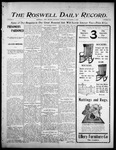 Roswell Daily Record, 11-04-1905 by H. E. M. Bear