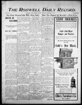 Roswell Daily Record, 11-06-1905 by H. E. M. Bear