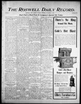 Roswell Daily Record, 11-07-1905 by H. E. M. Bear