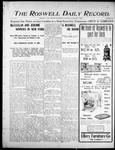 Roswell Daily Record, 11-08-1905 by H. E. M. Bear