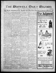 Roswell Daily Record, 11-09-1905 by H. E. M. Bear