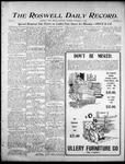 Roswell Daily Record, 11-11-1905 by H. E. M. Bear