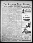 Roswell Daily Record, 11-14-1905 by H. E. M. Bear