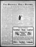 Roswell Daily Record, 11-15-1905 by H. E. M. Bear