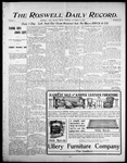 Roswell Daily Record, 11-17-1905 by H. E. M. Bear