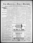 Roswell Daily Record, 11-18-1905 by H. E. M. Bear