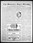 Roswell Daily Record, 11-27-1905 by H. E. M. Bear