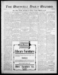 Roswell Daily Record, 11-28-1905 by H. E. M. Bear
