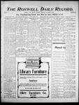 Roswell Daily Record, 11-30-1905 by H. E. M. Bear
