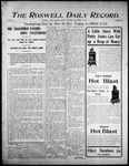 Roswell Daily Record, 12-01-1905 by H. E. M. Bear