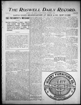 Roswell Daily Record, 12-05-1905 by H. E. M. Bear