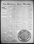 Roswell Daily Record, 12-08-1905 by H. E. M. Bear