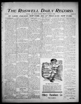 Roswell Daily Record, 12-09-1905 by H. E. M. Bear