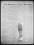 Roswell Daily Record, 12-11-1905 by H. E. M. Bear
