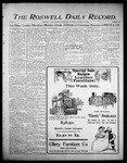 Roswell Daily Record, 12-13-1905 by H. E. M. Bear